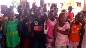 Enhancing primary education in Sierra Leone  thumbnail