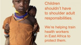 New curriculum on children's rights for health workers  thumbnail