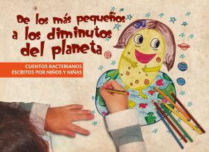 Children's book on bacteria