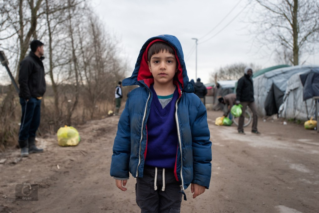 Child refugee