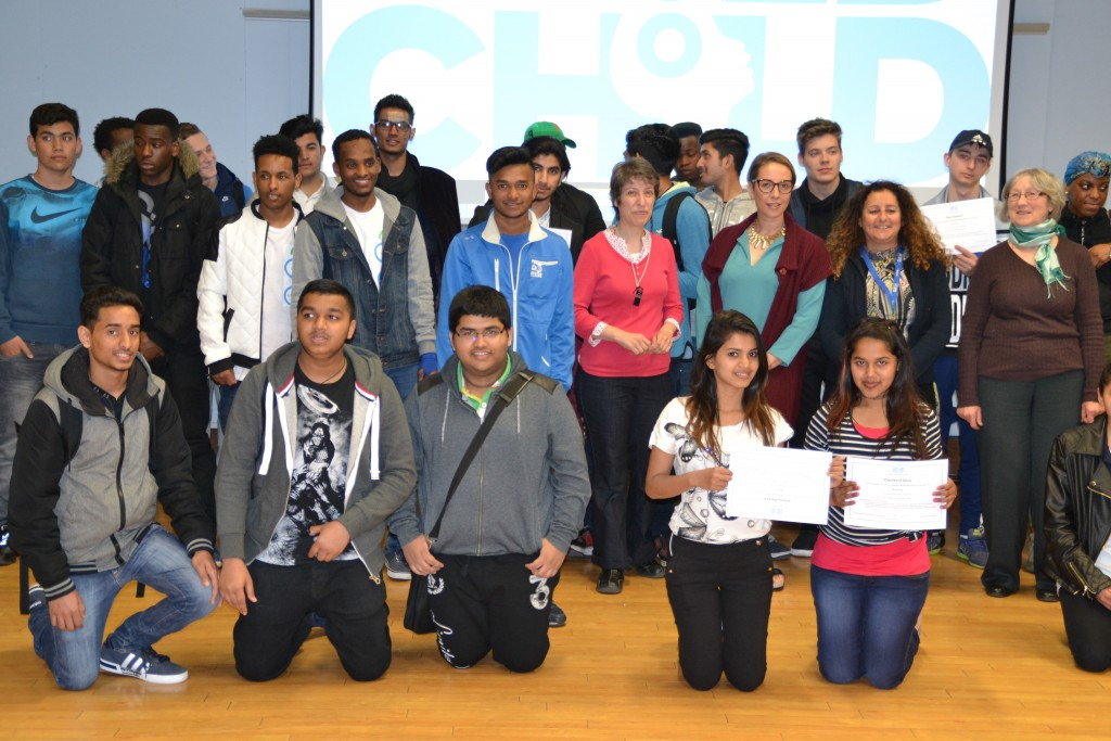 Youth participation in London