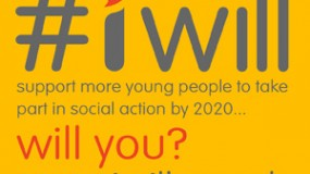 We join Step up to Serve's #iwill campaign  thumbnail