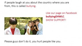 Young people tackle bullying in their college  thumbnail