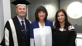 CtC Chair receives honourary doctorate  thumbnail